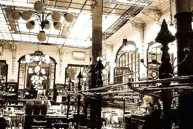 Restaurant Chartier – the Perfect Parisian Bistro