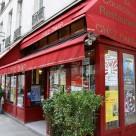 Exterior of Chez Omar, Paris.