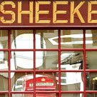 Frontage of Sheekeys in London's West End.