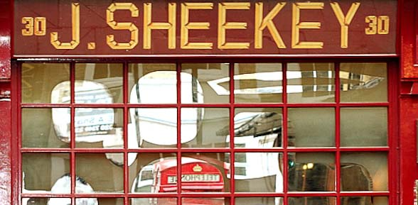 The London List: Sheekeys